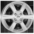 Cerchione - Autec Polaric 6x15 ET23 LK4x108