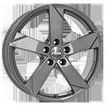 Cerchione - Rial Kodiak 6x15 ET43 LK5x112