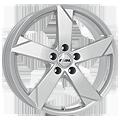 Cerchione - Rial Kodiak 7x17 ET40 LK5x114,3